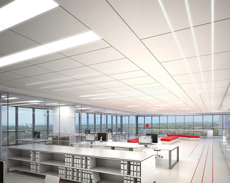 Светодиодные приборы освещения в офисе. Общие вопросы